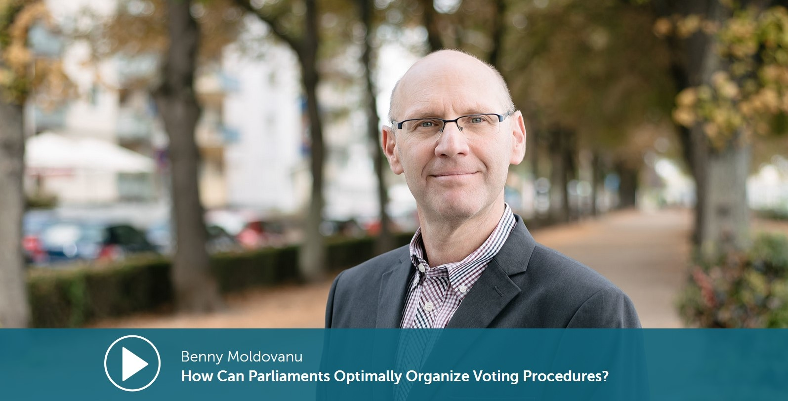 Benny Moldovanu - How Can Parliaments Optimally Organize Voting Procedures?